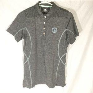 Peter Millar Contrast Stitch UPF50 Golf Polo Shirt